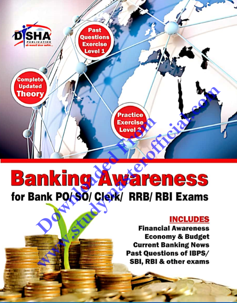 10. DISHA BANKING AWARENESS BANK IBPS SBI PNB